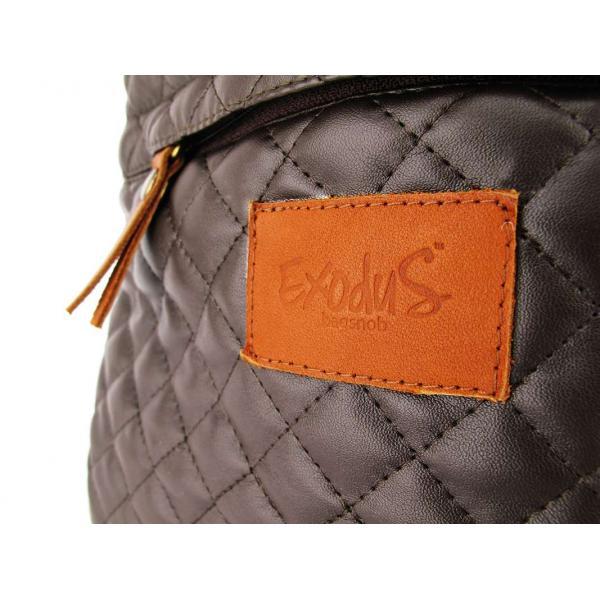Рюкзак женский Exodus Madrid Brown Коричневый R1601EX04.2