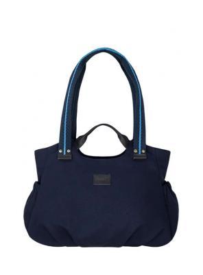 Сумка Женская Exodus Leather Canvas Синий S1214EX031