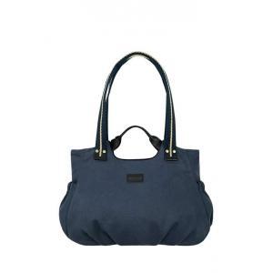 Сумка Женская Exodus Leather Canvas Синий S1214EX021